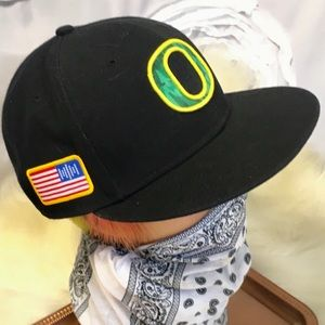 Nike True Oregon Ducks Snap Back Hat